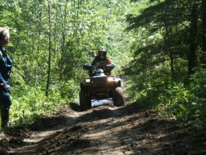 OHV on trail1