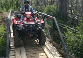 OHV on Bridge1
